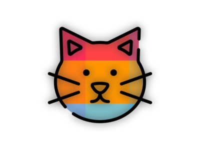 Meow App Icon mac app meow kitten icon app