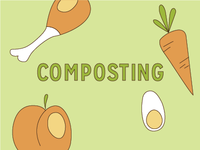 Composting Illustrations