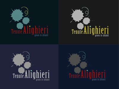 Winery Logo Color Test