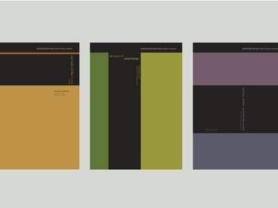 Book Covers (color)