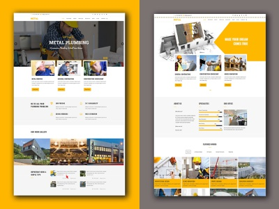 Best Building & Construction Business WordPress Theme design web design website web page webdesign slider revolution responsive renovation remodeling plumber industry handyman creative corporate contractor constructor construction company building architecture