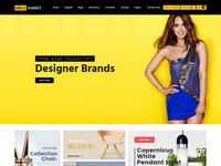 MegaMarket – Premium Responsive Magento Theme by zozothemes