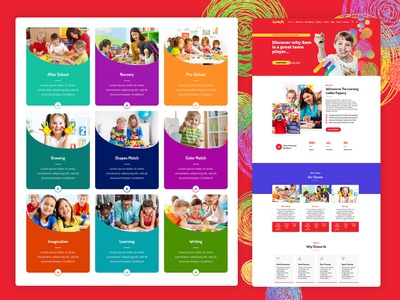 Pappory – Children Kindergarten WordPress Theme