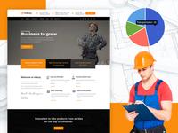 Induzy – Factory & Industrial WordPress Theme