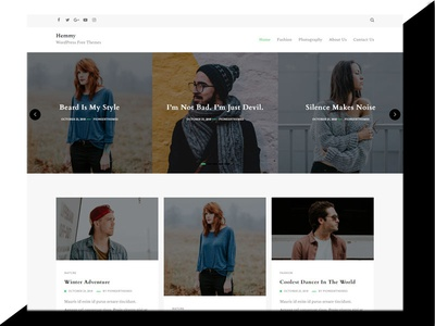 Best free WordPress themes and templates 2019