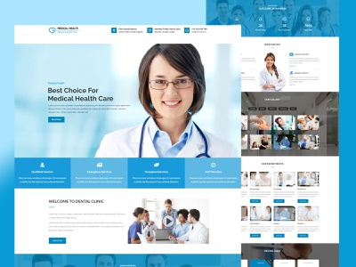 MedicalHealth – Medical, Clinic, Healthcare WordPress Theme clean website designer website builder web design agency web developer creative design website design business healthcare hospital medicine medical wordpress theme creative design wordpress design clinic website webdesign wordpress