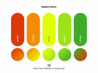 Brilliant daily dose of colors. (73)🍭 gradients gradient color scheme colorpalette colors vector branding logo ui illustration ux design colorful color palette color