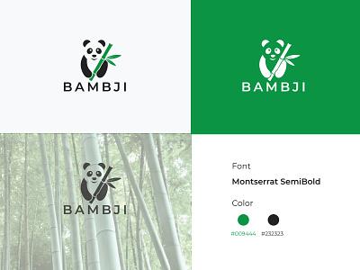 Logo Design for Bambji design illustration logo design logo iconic logo branding graphicpro3909 graphic design