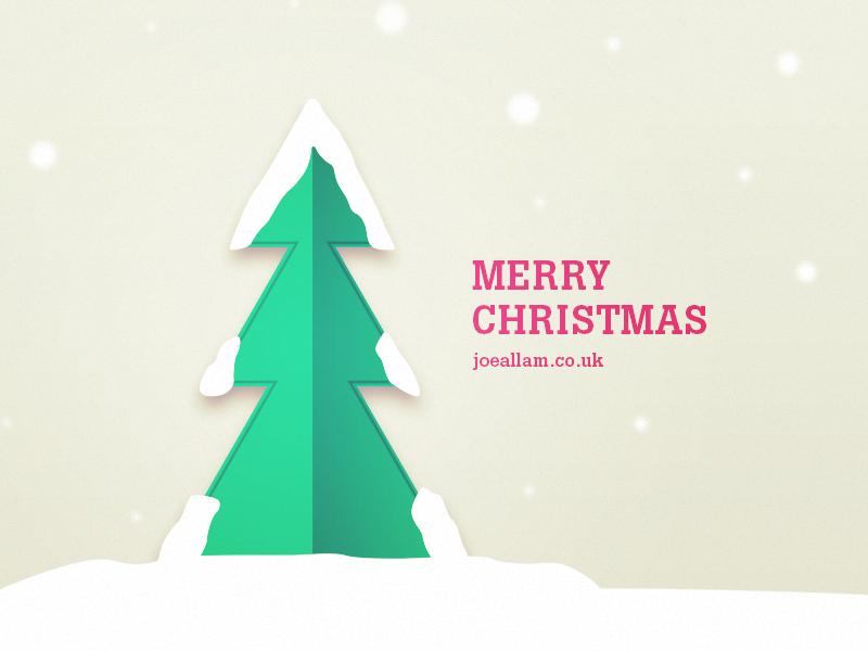 Merry Christmas, everyone! merry christmas tree wallpaper vector typography snow festive