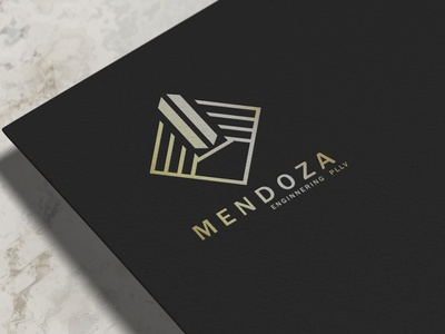 MENDOZA logo logotype logo designer logodesigner logodesign logo creative logo maker illustration graphic design designer logo designerduden