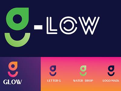 G- LOGO typography minimalism logotype identity creative modern logo g logo brand idemtity word mark modern lettering app logo gradient logo tech technology logo modern g logo colourful  logo designer logo creative logo maker branding logo designerduden