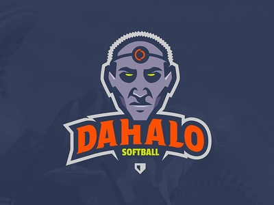 Dahalo Softball Club Logo