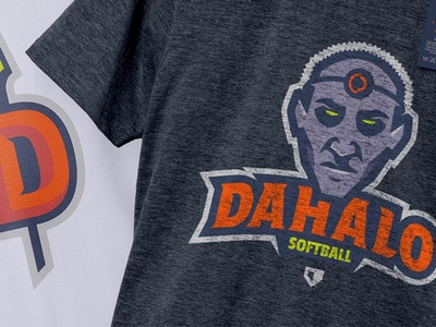 Dahalo Softball Apparel