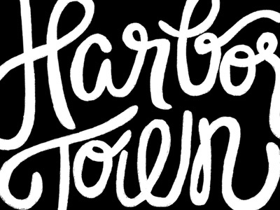 HT5K lettering type typography