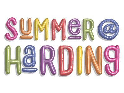 @ summer type typography