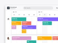 Wonderland : Internal Planning Tool [Iteration 4]