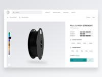 3D Filaments : Product Informations