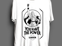 You Have The Power T Shirt