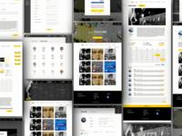 Linspia Web UI