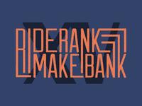 Make Bank Tee
