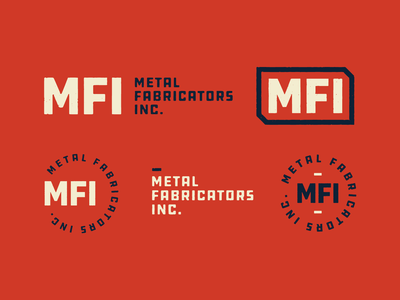 More Metal Fabricators Logos text texture logo design branding design typography logo
