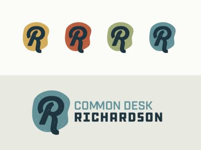 Common Desk Richardson Logo