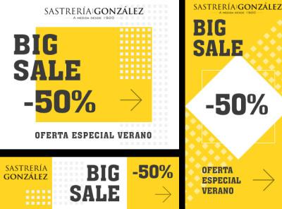 Diseño de Banners Display ad campaign digital marketing banner ads banner design