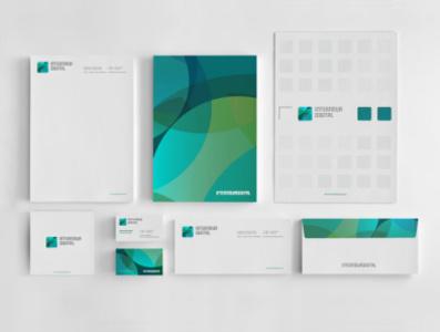 Diseño de Papelería Corporativa graphic design corporate branding corporate identity corporate design