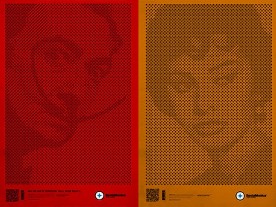 Diseño de Cartelería poster design graphic design