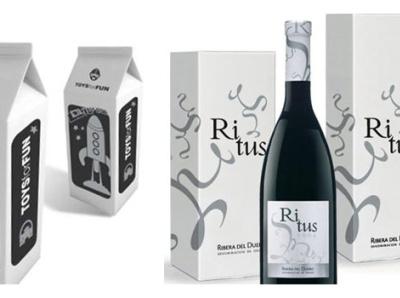 Diseño de Packaging graphic design package design