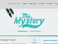 The Mystery Project