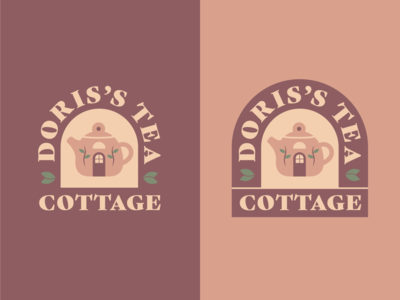 Tea Cottage Logo