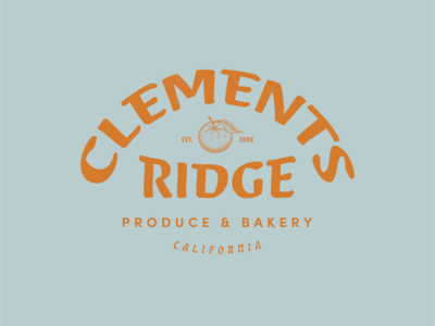 Clements Farm Market Logo