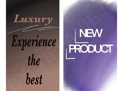 Promotional Cover graphic creative raster procreate digital design