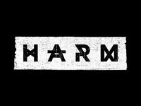 Harm - Primary Wordmark