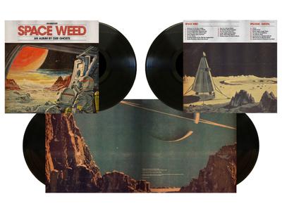 Album Artwork - Our Ghosts