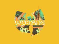 Wu Tang Clan - Long Sleeve
