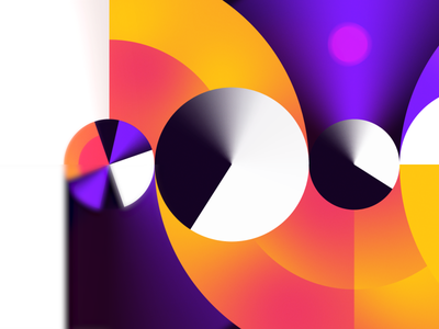 """""""We each have a part to play."""" covid abstract illustration animation 2d after effects"""