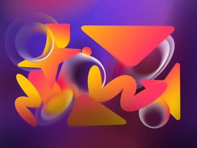 """""""Stopping stigma is important to making communities resilient."""" covid19 covid design illustration animation 2d after effects distortion abstract lens effects distort"""