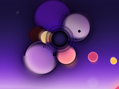 """""""People of all ages can be infected by the coronavirus."""" design illustration animation 2d after effects covid19 covid loop abstract attract impact"""