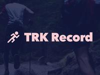 TRK Record Logo