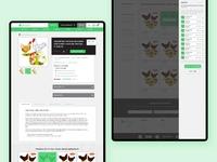Efowl desktop screens