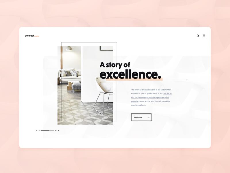 Concept Evolution Website