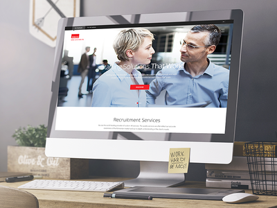 Adecco Homepage