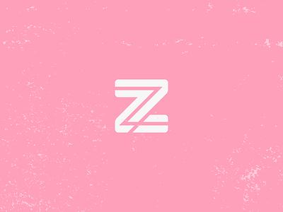 7+Z z mark design branding logo