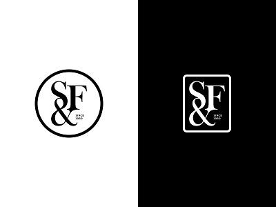 S&F vector lettering branding joby graphics logo design