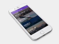 Hotel App Home