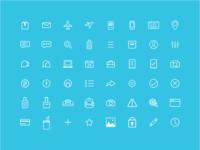 ShipIt Icons