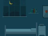 MobileSleepDoc Bedroom Background