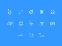 BitTorrent Icons